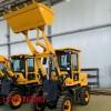 小型装载机档位受广大施工人员的喜爱矿井装载机功率
