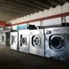 晋城甩卖二手百强100公斤水洗机二手天然气加热烘干机