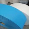厂家供应ES热轧冷感压光无纺布 冷感值可定制 光滑不起毛