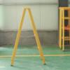 徐州玻璃钢合梯6米 金河电力绝缘梯厂家